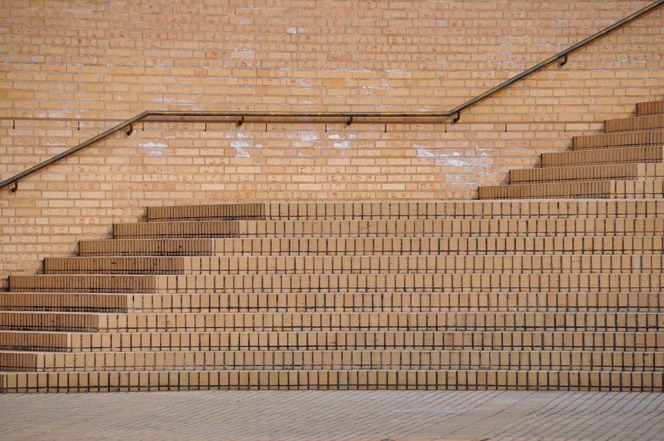 Architektur Treppe
