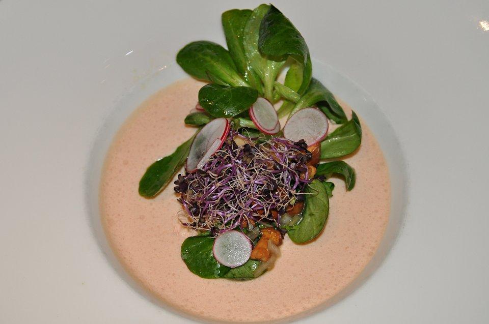 Gastronomie Salat
