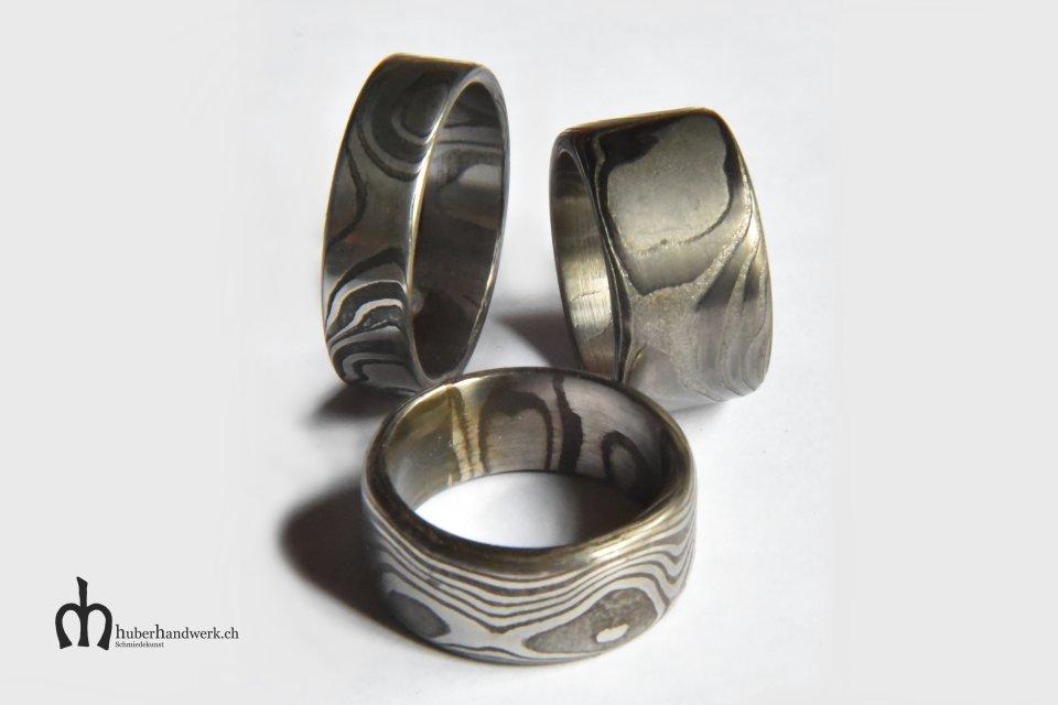 Produktefotografie Ringe