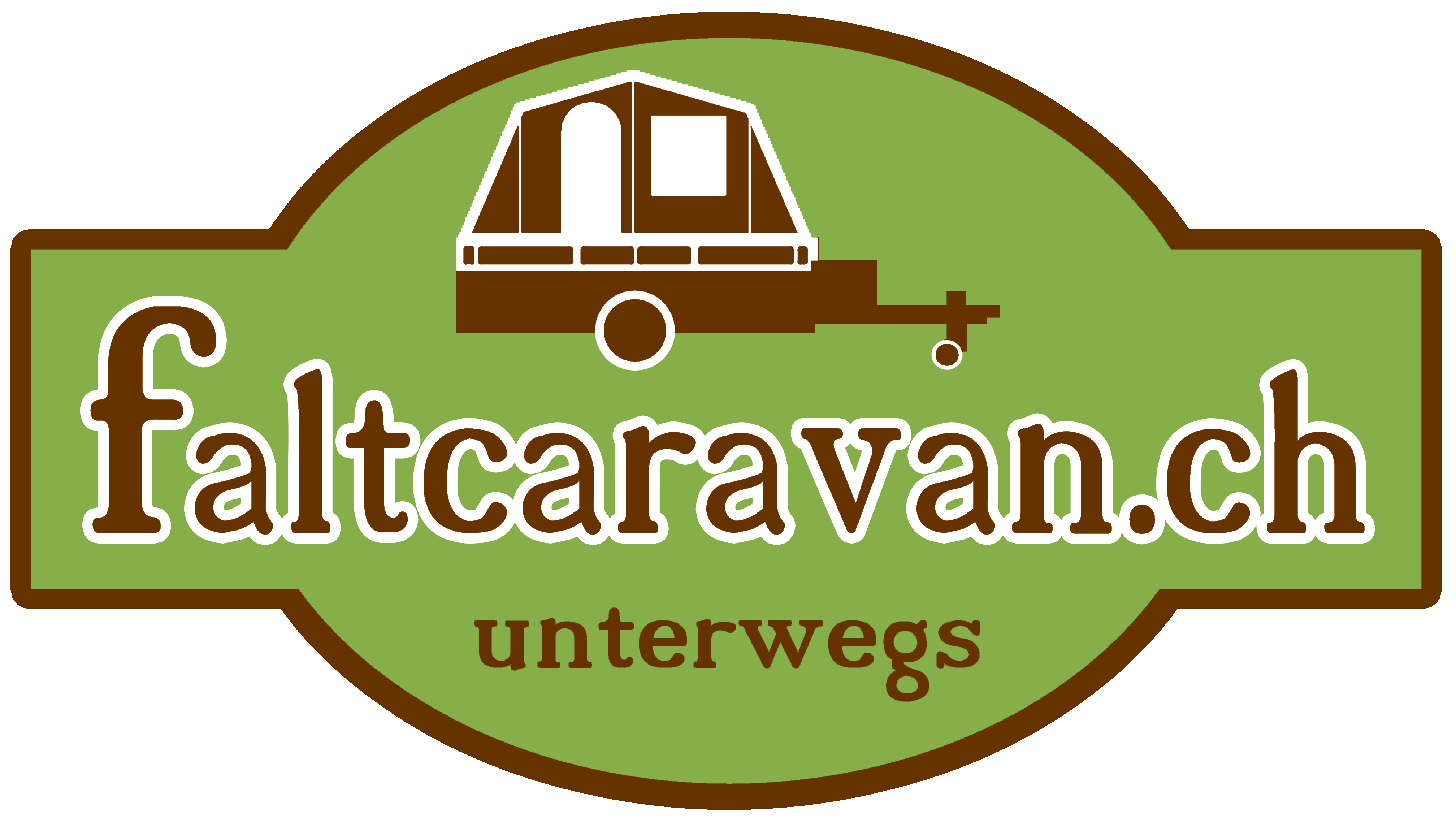 Logo Faltcaravan_braun